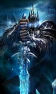 Arthas devenu Roi Lich
