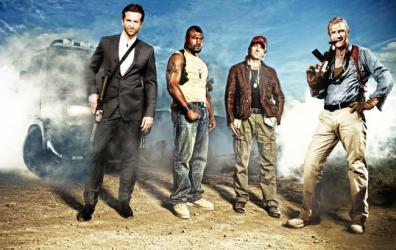 The A-Team, 1re photo officielle
