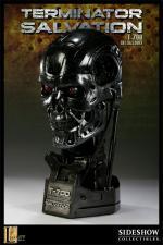 Tête de T700(Terminator) de Sideshow Collectibles
