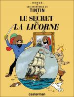 Couverture de la bande-dessinée Tintin et le secret de la Licorine