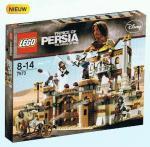 Lego la bataille d'Almut de Prince Of Persia