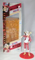 La boîte peut être réutilisé pour ranger la figurine