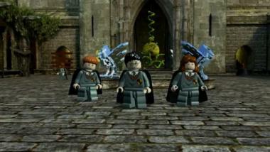 Capture du jeu vidéo Harry Potter Lego : année 1 à 4