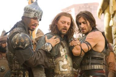 Les trois Prince de persia, Dastan et ses frères (Prince of Persia)