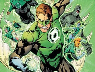 Le Super héros de Green Lanter (DR)