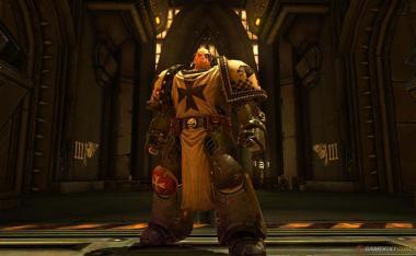 Capture du jeu vidéo Warhammer 40K Dark Millenium Online