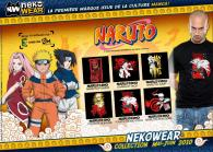Collection Naruto (NekoWear)