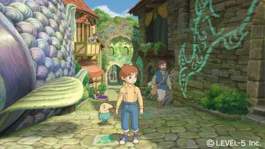 Ninokuni : The Another World de Ghibli et Level 5