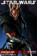 Figurine Darth Maul cyborg