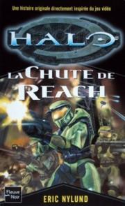 Couverture du roman la Chute de Reach