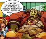 Karnos a faim dans le maître des ogres