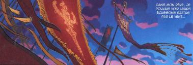 Bannière au vent (ParvaTerra Tome 1)