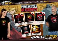 Collection Fullmetal Alchemist (NekoWear)
