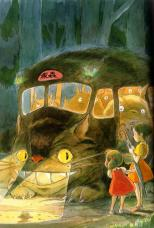 Art book Totoro