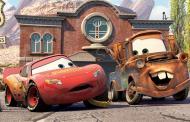 Flash McQueen et Martin
