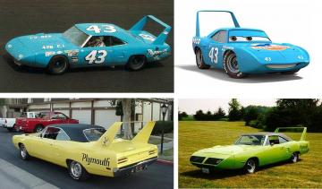 Cars : Plymouth Superbird