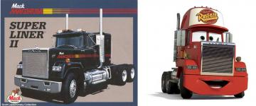 Mack : Camion Mack Superliner de 1985