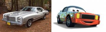 Darrell Cartrip : Chevrolet Monte Carlo de 1977
