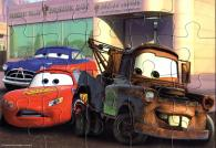 Puzzle Ravensburger de 2x20 pièces (Cars - 2006)