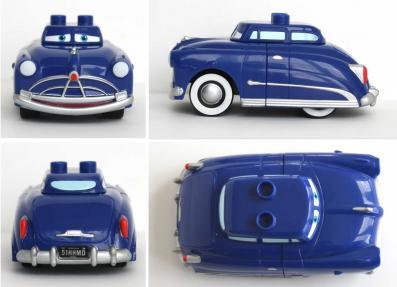 Mega-bloks Doc Husdon (2007) Cars