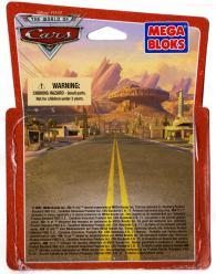 Packaging face Mega-bloks Doc Husdon (2007) Cars