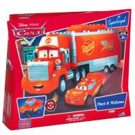 Boîte contenant Flash et Mack