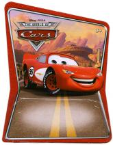 Mattel : The World of Car N°02 - Flash McQueen (2008)
