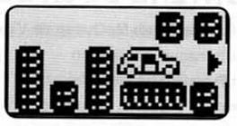 Luigi - Bloc casse-tête - Vtech : Genius Flash McQueen (2008) Ordinateur Cars