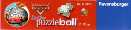 Packaging Puzzle Ball Ravensburger de 96 pièces (Cars - 2005)