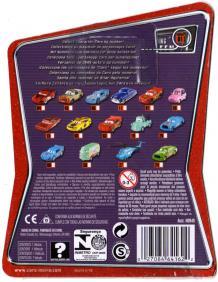 Mattel : The World of Car N°15 - Flash Ramone (Cars - Pixar)