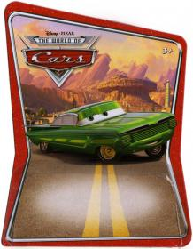 Ramone vert : The World of Car N°17 - 2002 (Cars - Pixar)