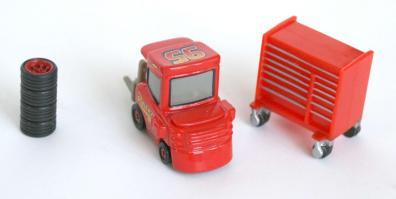 Mattel : The World of Car N°55 – Michel – Mon nom n'est pas Chuck (2008)