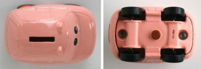 Mattel : Cars Supercharged - Bayonne (Cars - Pixar)