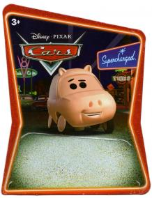Mattel : Cars Supercharged - Bayonne (Cars - Pixar)