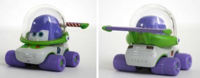 Mattel : Cars Supercharged - Buzz & Woody (Cars - Pixar)