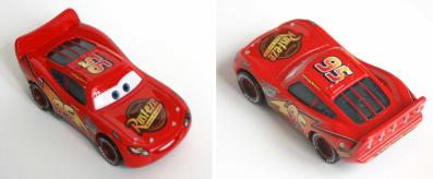 Mattel : Cars Supercharged - Flash McQueen (Cars - Pixar)