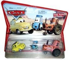 Mattel : Guido Luigi Tracteur (Cars - Pixar)