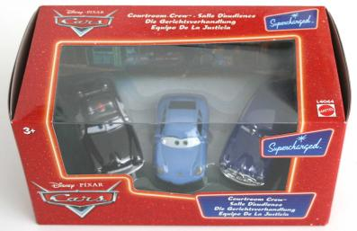 Mattel : Cars Supercharged - Sally (Cars - Pixar)