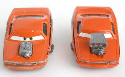 Le haut du compresseur peut se casser, le modèle de test (à chauche) a tenu 3 mois entre les mains d'un enfant de 4 ans