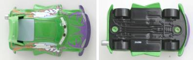 Mattel : Cars Supercharged - Wingo / Spoiler (Cars - Pixar)