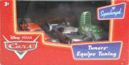 Mattel : Cars Supercharged – Pack Tuning : Snot Rod, Boost, Wingo (Cars - Pixar)