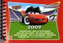 Mini catalogue de 92 pages fourni avec le véhicule (Pixar)