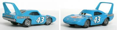 Mattel : Cars Supercharged - King - Strip Weathers (Cars - Pixar)