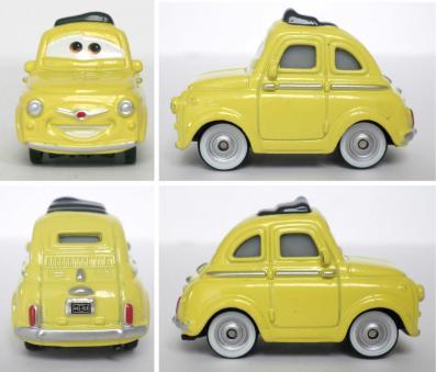 Mattel : Race O Rama - Luigi (Cars - Pixar)