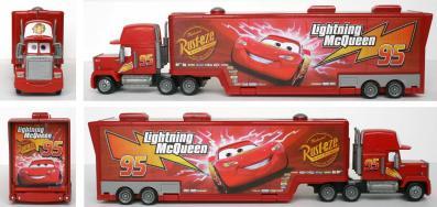 Mack - jouet - Cars - Mattel