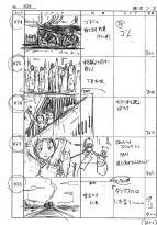 Livrets de Storyboard de Fullmetal Alchemist (Box DVD collector 1)