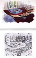 Livrets des décors Storyboard de Fullmetal Alchemist (Box DVD collector 1)