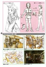 Page 16 - Last Exile - Aerial Log - (2005 - Art book)