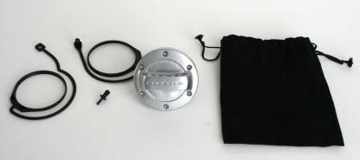 Bouchon de réservoir d'essence en aluminium - Porsche Design