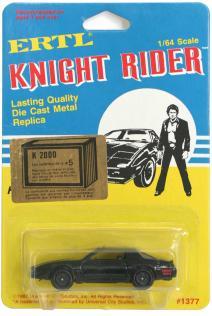 ERTL : Knight Rider (K2000) K.I.T.T. - ech 1/64